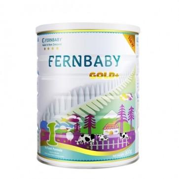 Fernbaby Gold+ Stage 1 800g
