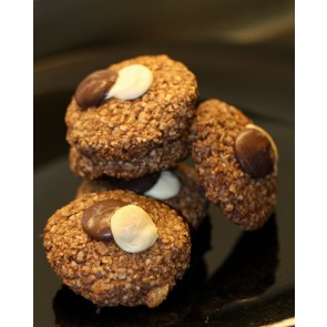 Lactation Cookies-Triple Chocolate