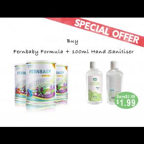 Formula+100ml Hand Sanitiser Bundle SALE