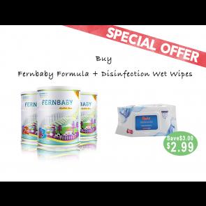 Formula+Disinfection Wet Wipes Bundle SALE