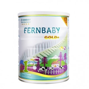 Fernbaby Gold+ Stage 1 800g