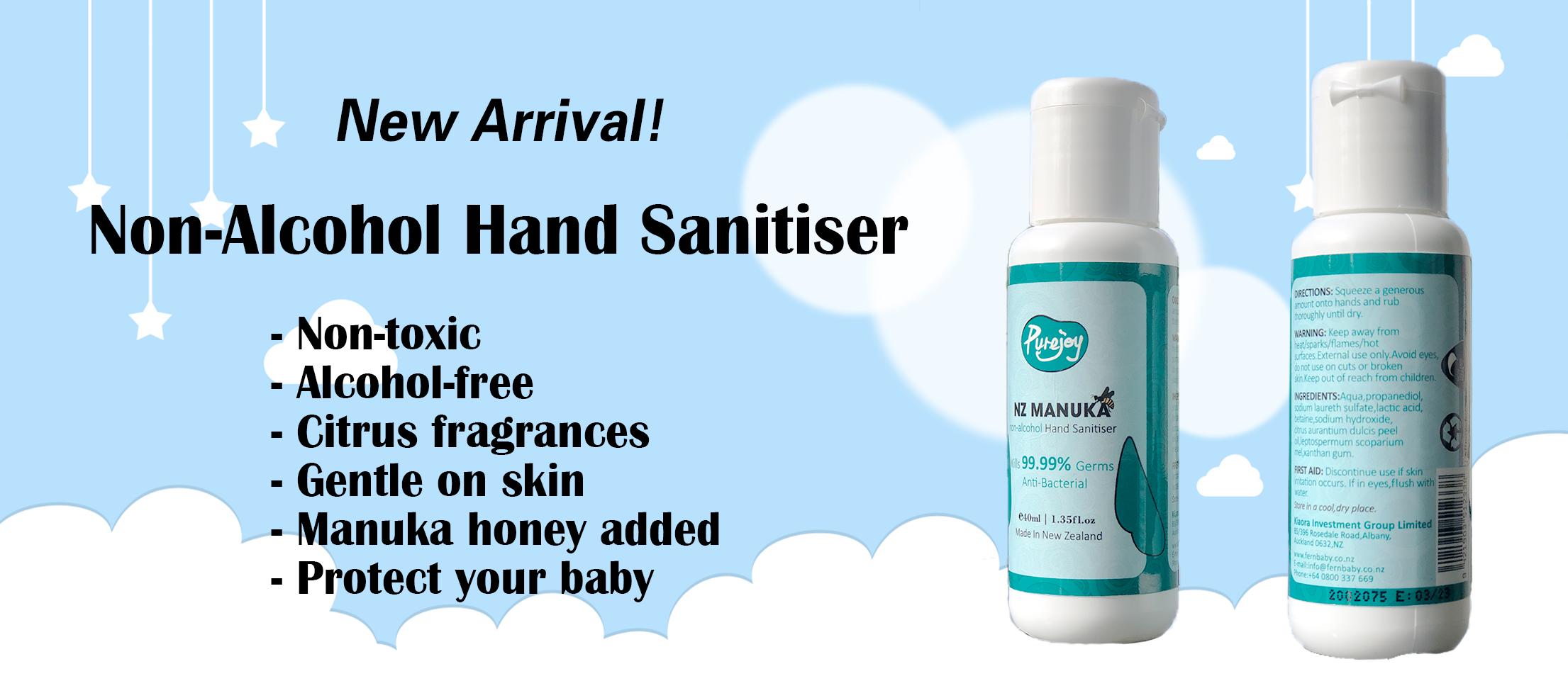 Purejoy Hand Sanitiser